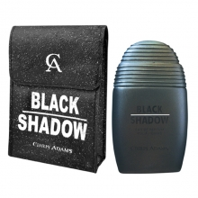 Parfum masculin Chris Adams - Black Shadow - 100ml. - Spray