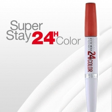 Ruj Maybelline New York rezistenta extrema - 24h Superstay Dual Ended - No.460 - Infinite Coral