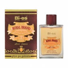 Lotiune dupa barberit Bi-es Royal Brand Gold - 100ml