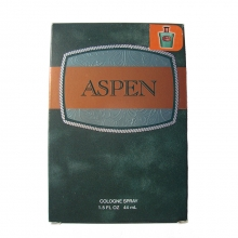 Aspen by Coty special edition -Apa de colonie pt. EL-  spray - 44ml.