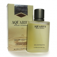 Parfum pt. EL - Aquarius by Designer Collection - EDT - Spray - 100ml