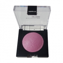Fard pt. obraji iluminator Maybelline New York - Blush - Limited edition - No.205 - Wild Blossom