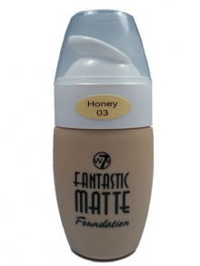 Fond de ten Fantastic Matte W 7 – 03 Honey