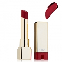 Ruj hidratant hranitor L'Oreal Paris Rouge Caresse - No.179 - Cherry Tulle