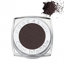 Fard pudra pulbere ultrarezistent - pigment L'oreal Paris Infallible - Matte Finish - 24 h - No.043 - Brown Tentation