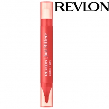 Ruj + luciu rezistent tip carioca Revlon Colorstay Just Bitten Lipstain + Balm - Gothic