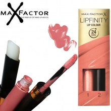 Ruj rezistent 24H Max Factor Lipfinity Colour - No.215 - Constantly Dreamy