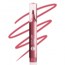 Ruj rezistent tip carioca CoverGirl Outlast Lipstain - No.405 - Berry Smooch