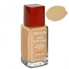 Fond ten antirid pt. piele uscata Revlon Age Defying Makeup with Botafirm – Nr.10 - Sand Beige