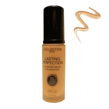 Fond de ten pt. ten gras si mixt Collection 2000 Lasting Perfection 16 Hr.Oil Free - No.6 - Golden