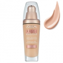 Fond de ten L'Oreal Paris Lumi Magique Nr. R/C/K5 - Sable Rose/Rose Sand - 30ml.