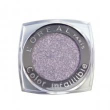 Fard pleoape pudra pigment L'Oreal Paris Infallible ultra concentrated - 24 hour long-lasting - No.015 - Flashback Silver