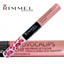 Ruj rezistent 16h Rimmel London Provocalips Kiss Proof - No.120 - Pucker up 50% REDUCERE