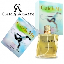 Parfum masculin Catch Me - Chris Adams  - Bronze Collection  - 100ml. - Spray