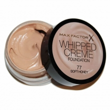 Fond ten matifiere Whipped Creme Max Factor Nr.77 - Soft Honey 40% REDUCERE