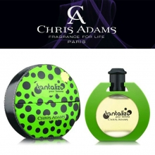 Parfum feminin Chris Adams Tantalize - EDP - 80ml - Titanium Collection