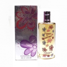 Parfum dama Flower in Garden by Fragrance & Cosmetics U.K.- 100ml