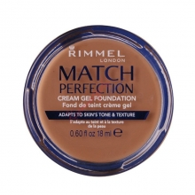Fond de ten Rimmel Match Perfection Cream Gel - Nr.300 - Sand