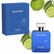 EDT Essential Bleu pour homme Shirley May - natural spray - 100ml,
