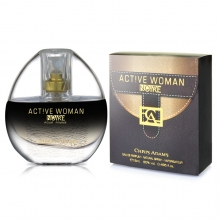 Parfum feminin EDP - Chris Adams - Active Woman Noire - 15ml
