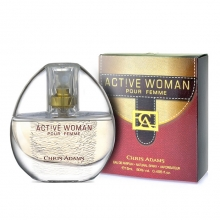 Parfum feminin EDP - Chris Adams - Active Women - Spray - 15ml.