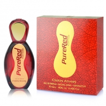 Parfum feminin Pure Red - Chris Adams EDP-15 ml.